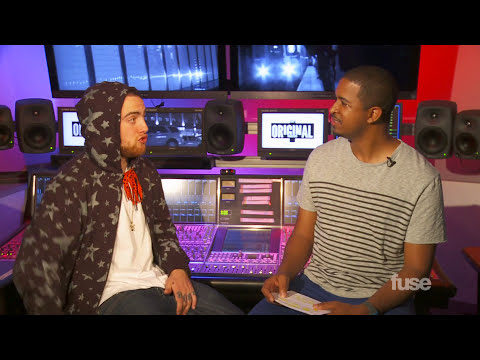 Mac Miller on Kanye West & J.Cole Release Date Competition