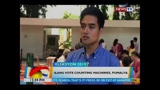 BT: Ilang vote counting machines, pumalya | #Eleksyon2019