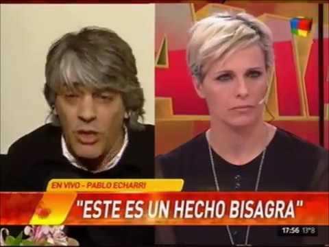 Pablo Echarri expresó sus sentimientos tras la detención de José López