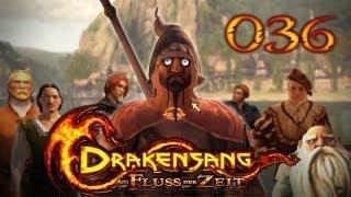 Let's Play Drakensang: Am Fluss der Zeit #036 - Ein Krabbencocktail zu viel [720p] [deutsch]