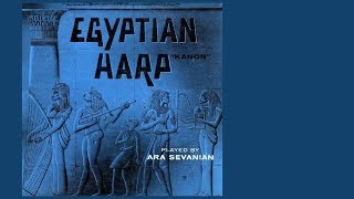 Ara Sevanian: Third Concerto in G for Egyptian Harp (Kanon)