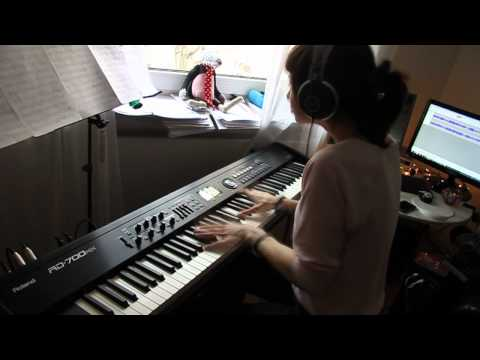 Queen - Somebody To Love - piano cover Music Videos