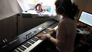 Queen - Somebody To Love - piano cover