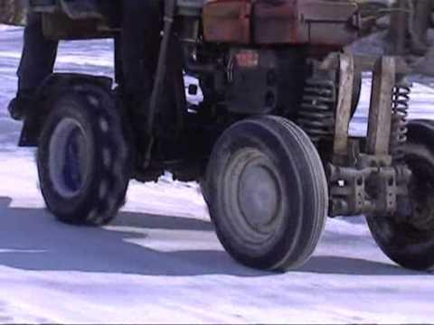 Свой трактор. Кыргызстан