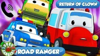 Where are the Road Ranger | Super Hero Songs Children Songs | Road Rangers