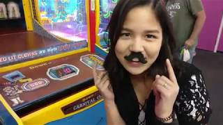 Stalking Jillian's Doppelganger at an Arcade