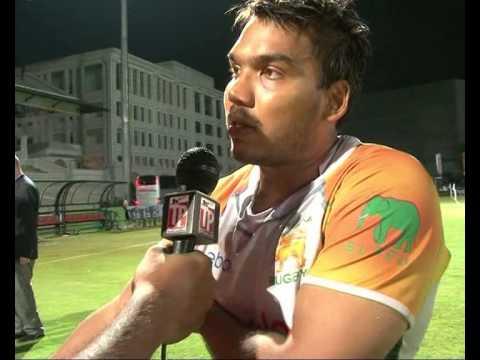 Post Match Interviews of Sri Lanka vs Hong Kong