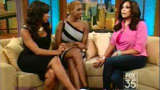 NeNe & Sheree on Wendy Williams (10/4/10) - Part 2/2
