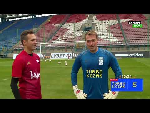 Turbokozak Extra Level: Oskar Lipski [WOŚP] || Piłka Nożna || LOTTO Ekstraklasa