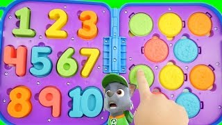 Cookie monster on the go numbers for kids