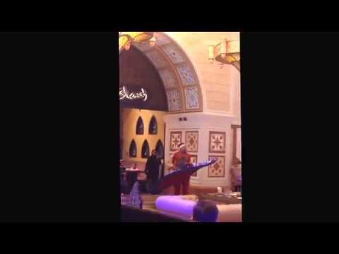 Unique Arabic Dance in Dubai Mall, Burj Al Arab