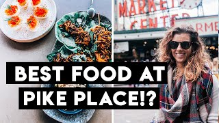Pike Place Market Seattle - The Ultimate Food Tour & CityPASS Experience