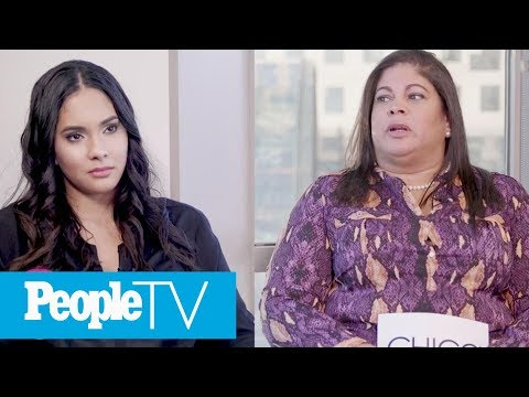 Mother & Daughter Thatiana & Katty Share Tear-Jerking Confessions In Latina Love Project | PeopleTV