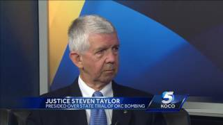 'Why wasn't death penalty applied to state trial of Terry Nichols?'