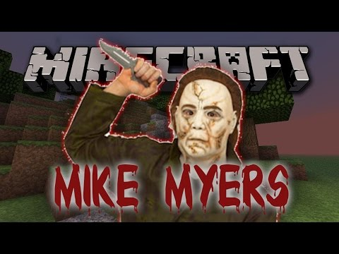 Minecraft MIKE MYERS #2 with Vikkstar, Preston, Pete & Jerome