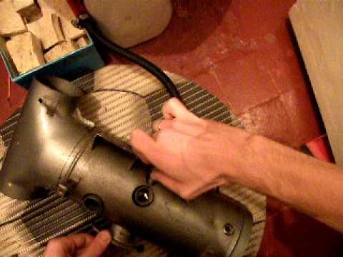 Печка ЗАЗ работающая на водороде