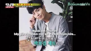 [BoGummieVn][Vietsub] 160925 Park BoGum Trong