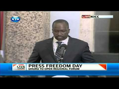 World Press Freedom Day KICC 2nd May 2013 (Full Video)