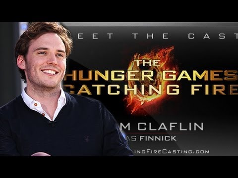 Sam Claflin Officially Cast as Finnick Odair in 