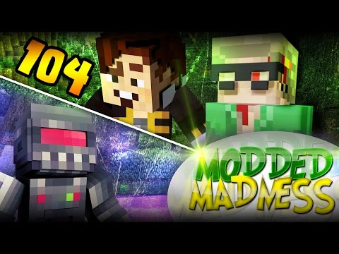 Minecraft: Face Of Death! - Modded Madness #104 (yogscast Complete Pack) video
