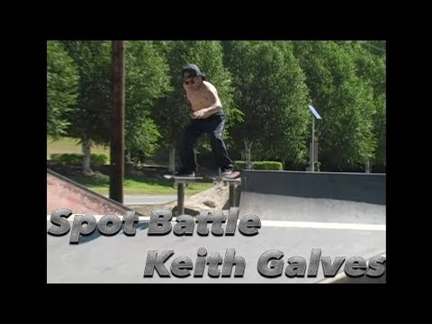 Keith Galves Spot Battle