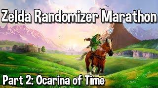 Zelda Randomizer Marathon: Part 2 - Ocarina of Time Randomizer
