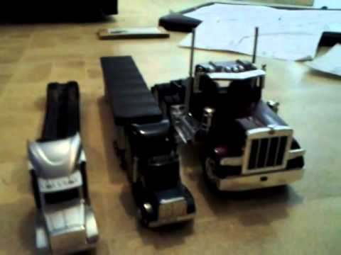 Big Rig Toy Trucks Big Rig Toy Semi Truck