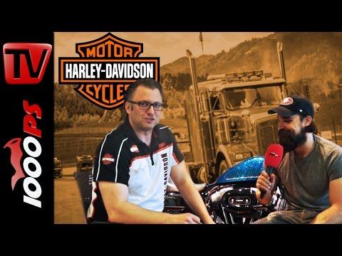Harley-Davidson Events 2015 | Gesch�ftsf�hrer Florian Krassa im Interview
