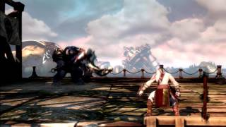 God of War: Ascension E3 Demo speedrun in 2:22