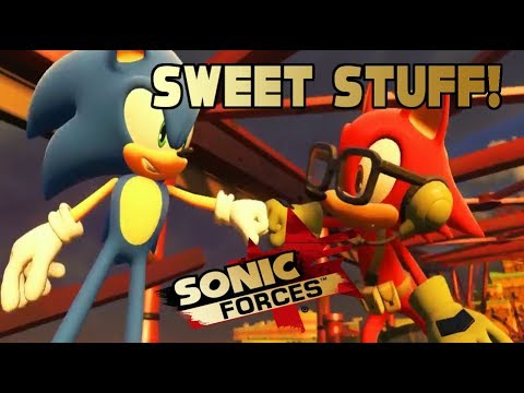 Sonic Forces Story Trailer Reaction!