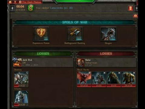 Battleground Reward calculator in stormfall :Age of war