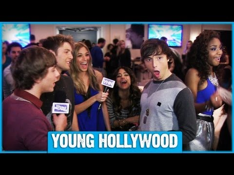 Emblem3 Gets VideoBombed By Fifth Harmony!