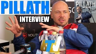 PILLATH Interview: Ein Onkel Von Welt, Kollegah Feature, Sky Moderator, Echo, Schalke, Los Angeles