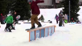 Best of Snowboarding: Funniest Fails and Crashes