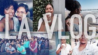 LA VLOG | #YoutubeBlack & Cali Vibes