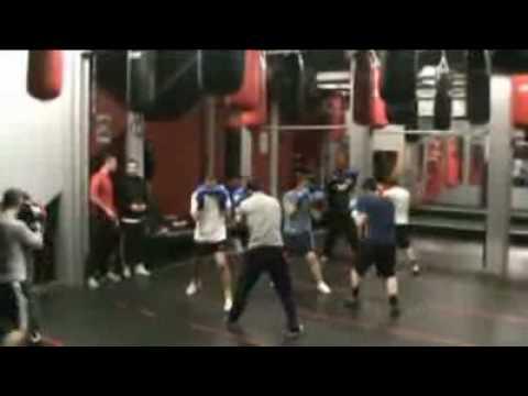 Funky Pump Fitness - Training Video