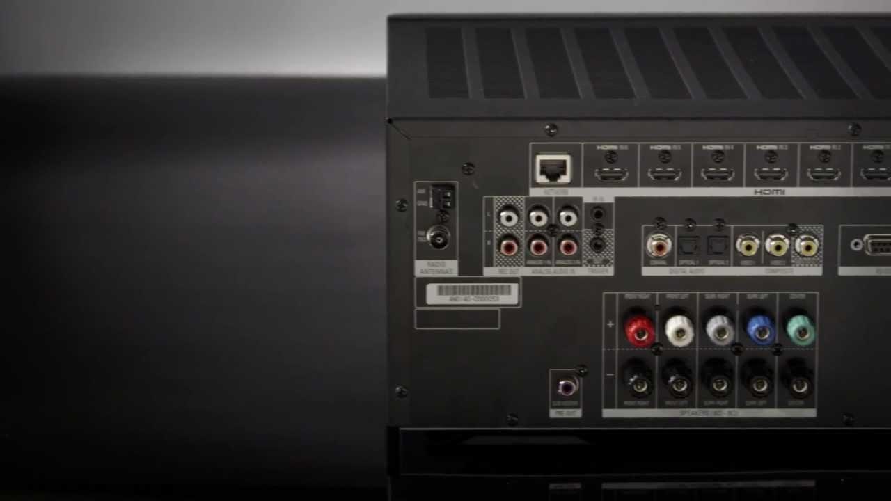 What Are Dts >> Harman Kardon AVR 700 AVR 1700 - Audio Video Receivers - YouTube