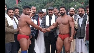 Bania jammu Vs Mastu delhi (sydney bathindi kushti dangal)