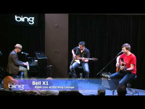 Bell X1 - Rocky Took A Lover (Bing Lounge)