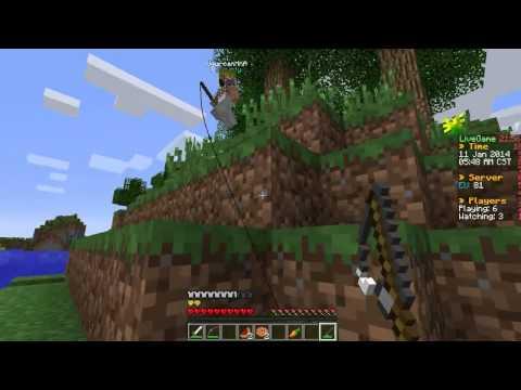 Türkçe Minecraft - Hunger Games - Bölüm 35