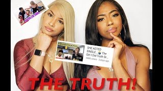 download musica SHE ACTED SINGLE??? - THE TRUTH FT DEJA GOOD