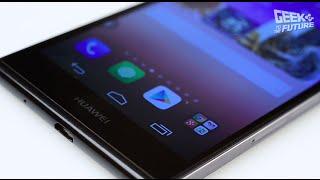 Huawei Ascend P7: Китай наступает на пятки