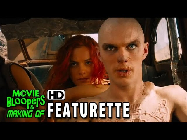 Mad Max: Fury Road (2015) Featurette - Nux