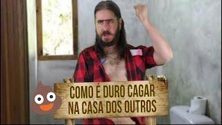 Plantão do Chico: É duro cagar na casa dos outros!!!