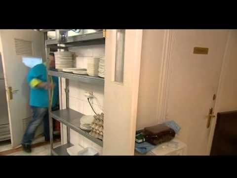 Pesadilla en la cocina -