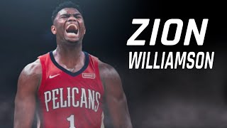 "Zion Williamson ft. Post Malone - ""Goodbyes"" ᴴᴰ (PELICANS HYPE)"