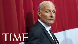 President Trump Says Chief Of Staff John Kelly Will Leave His Job At End Of The Year | TIME