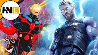 Are Thor & Odin Actually Eternals in the MCU? Theory Explained