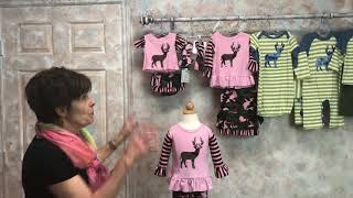 HAUTE BABY & FRILLY FROCKS VIRTUAL SHOWROOM FALL 2018