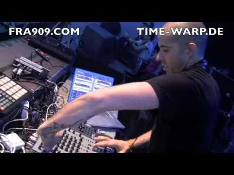 FRA909 Tv - CHRIS LIEBING @ TIME WARP 2011 Music Videos